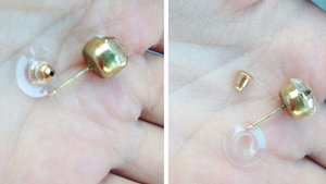 One Woman Made A Mind-Blowing Realization About Earrings #LifeChanging