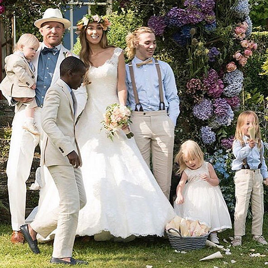 Guy Ritchie Shares More Beautiful Photos From His Gorgeous Wedding