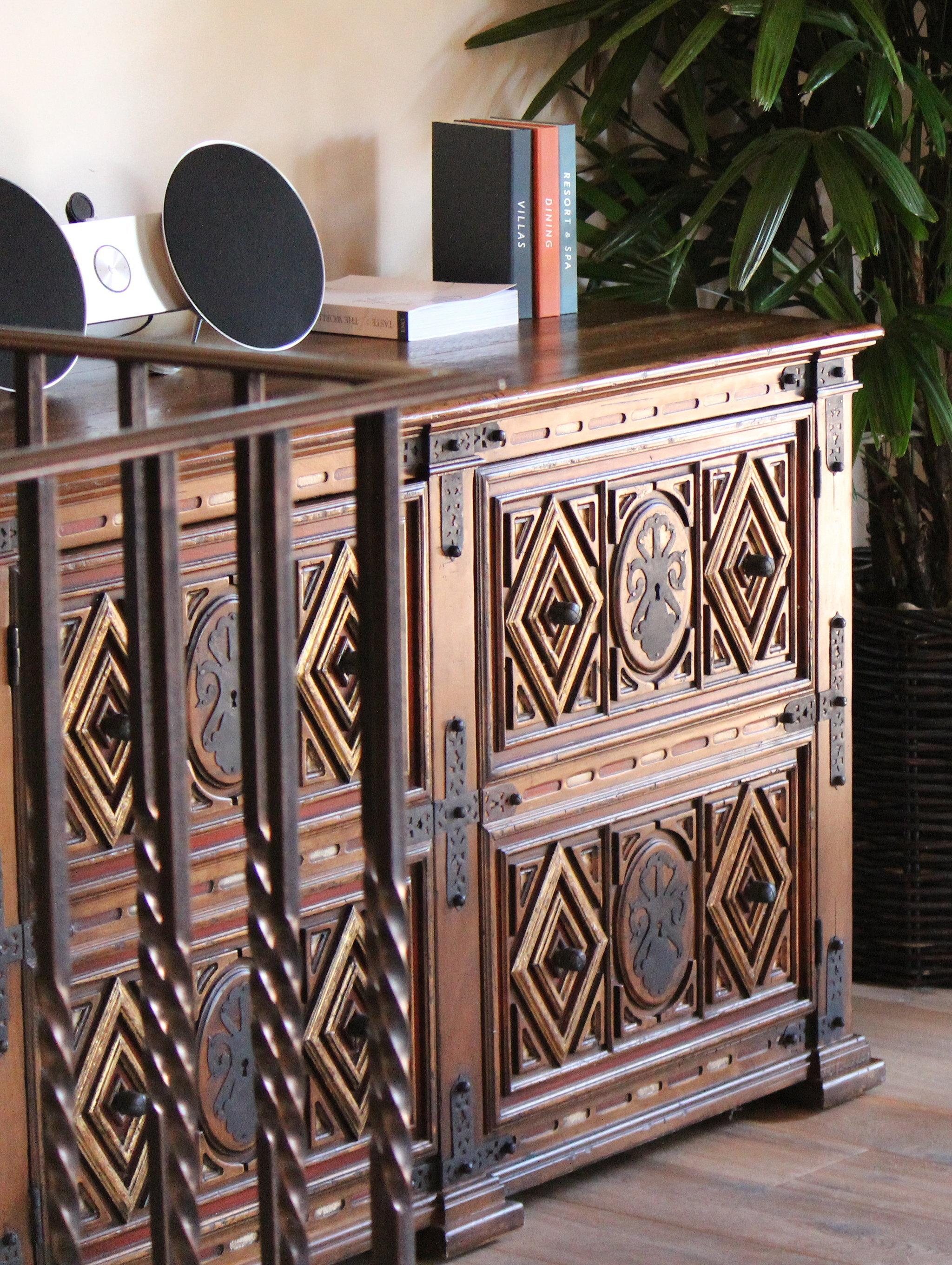 Carved Wooden Furniture 12 Ways To Make Your Home Feel Like A Mediterranean Resort Popsugar