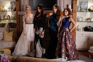 'Pretty Little Liars' Recap: 'A' is Unmasked at Prom