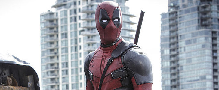 Ryan Reynolds Sheds His Shirt for the Latest Look at Deadpool
