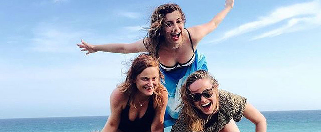 Amy Schumer and Jennifer Lawrence's Vacation Pyramid Was Just Re-Created by Your Favorite Funny Ladies