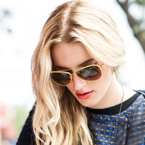 Polish Off Summer With These Superchic Sunglasses