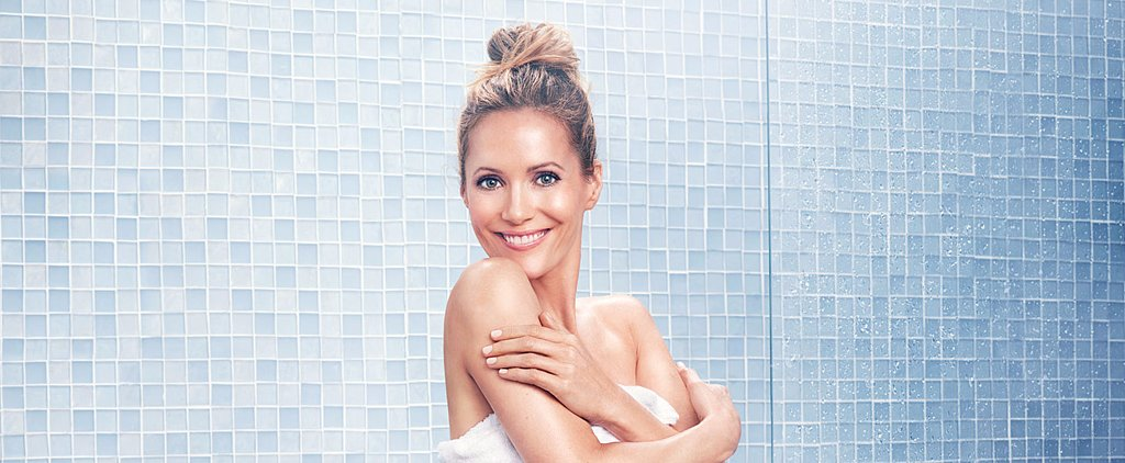Leslie Mann Bares Some Skin For Jergens's Newest Campaign