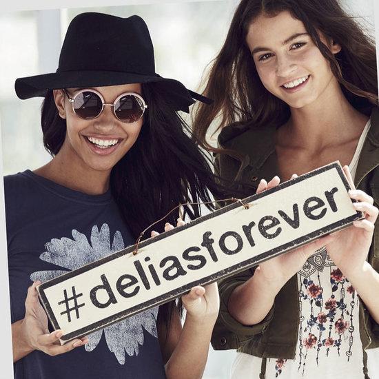 Delia's Relaunch Catalog