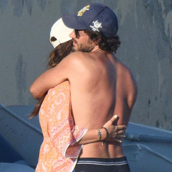 Prince Carl Philip and Princess Sofia Show PDA During a Family Beach Day