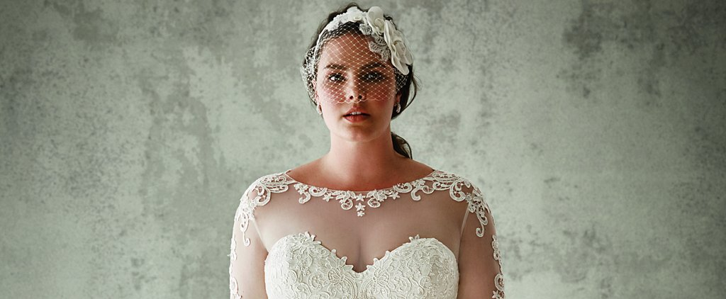 "You'll Never Guess Where These Gorgeous ""Plus-Size"" Wedding Gowns Are From"