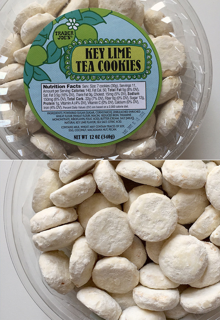 Try This: Key Lime Tea Cookies ($4) | Updated: Ranking the Best New ...