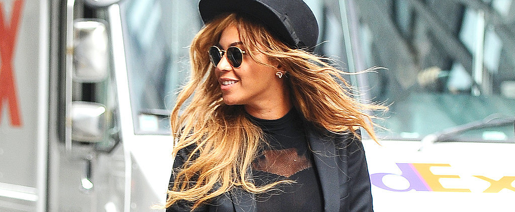 You Won't Believe the Price Tag on Beyoncé's New Shoes