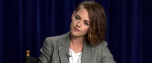 Jesse Eisenberg Has No Idea How to Answer Kristen Stewart's Sexist Interview Questions