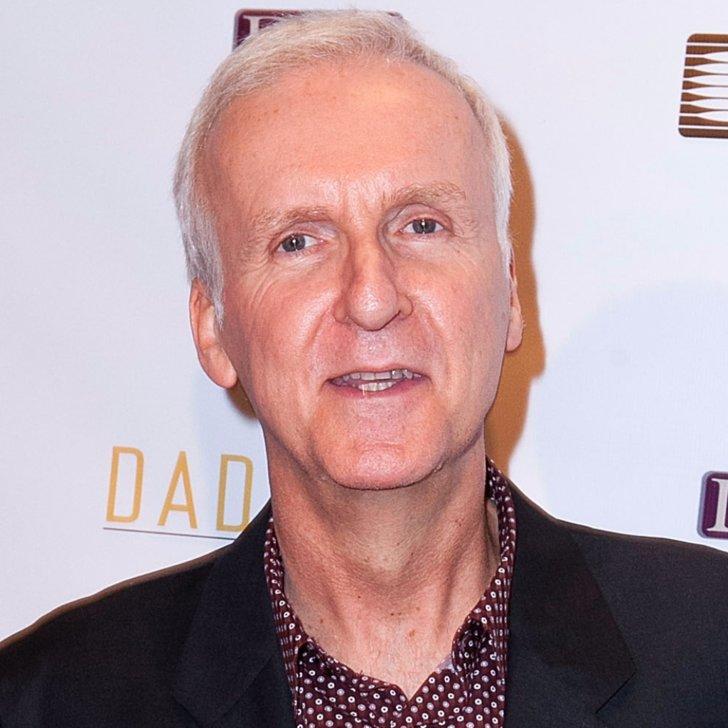 James Cameron: POPSUGAR Entertainment