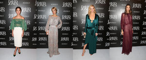 The Front Row Style at the David Jones Spring Summer Launch Was Next Level