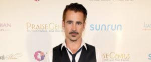 Colin Farrell Will Star in the Harry Potter Spinoff
