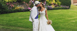 19 Memorable Celebrity Weddings of 2015
