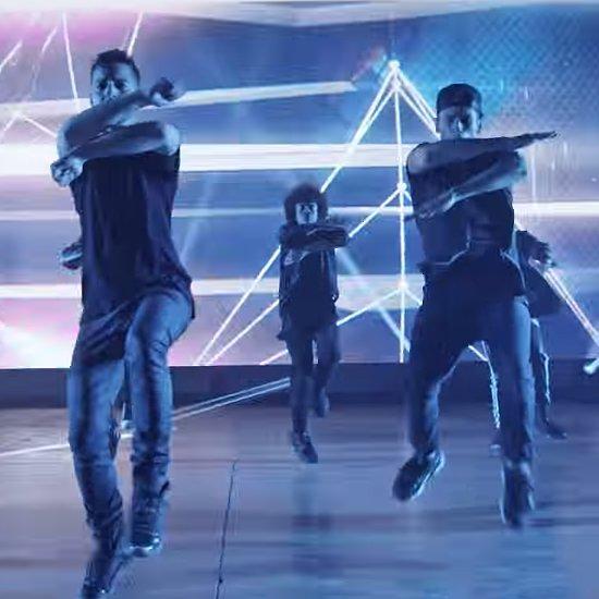 "Justin Bieber ""Where Are U Now"" Dance Video"