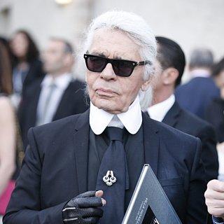 Style de Karl Lagerfeld