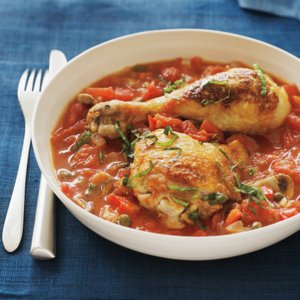 Chicken Cacciatore Clean Eating Recipe
