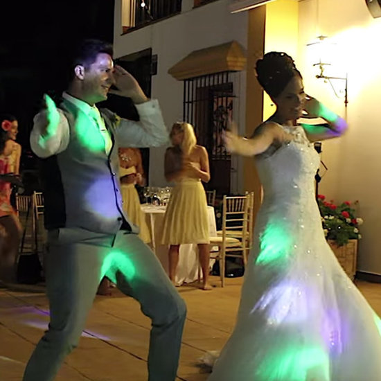 Wedding Video of Choreographed Mashup Dance