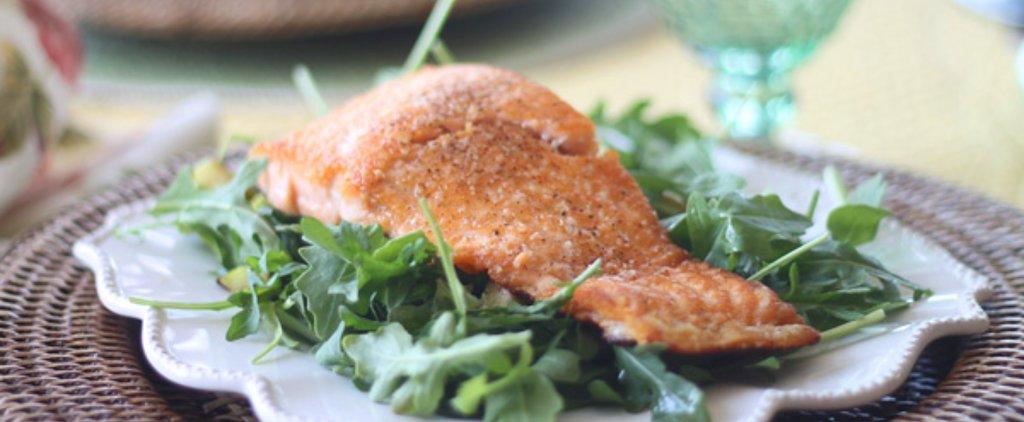 Savor This Simple, Seasonal Salmon Recipe