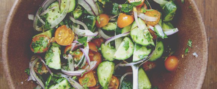 This Recipe Combines Summer's Greatest Hits in a Salad Bowl
