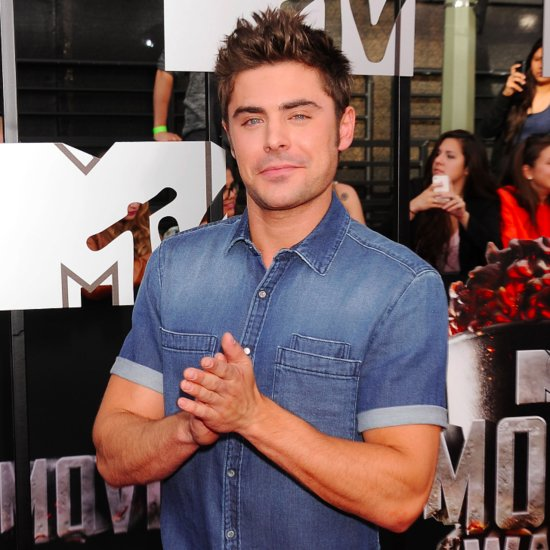 Zac Efron Confirms He's Starring in Baywatch Movie