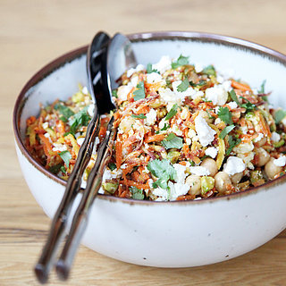 This Moroccan Carrot and Chickpea Salad Is Everything