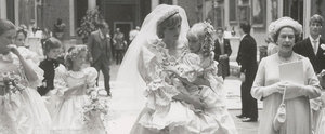 You've Never Seen These Angles of Princess Diana's Gorgeous Wedding Dress