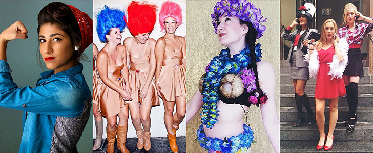 37 Ingenious Halloween Costume Ideas That Cost Just $1
