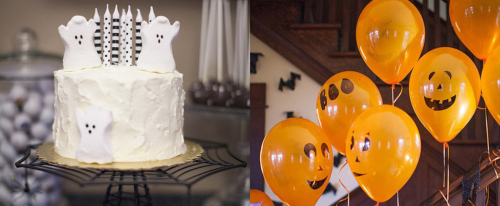 This Birthday Party Will Make You Wish You Were Born on Halloween