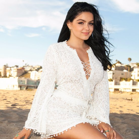 Ariel Winter's Breast Reduction Surgery