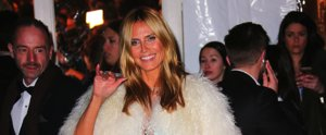 10 Times Heidi Klum Inspired Your Boho Obsession