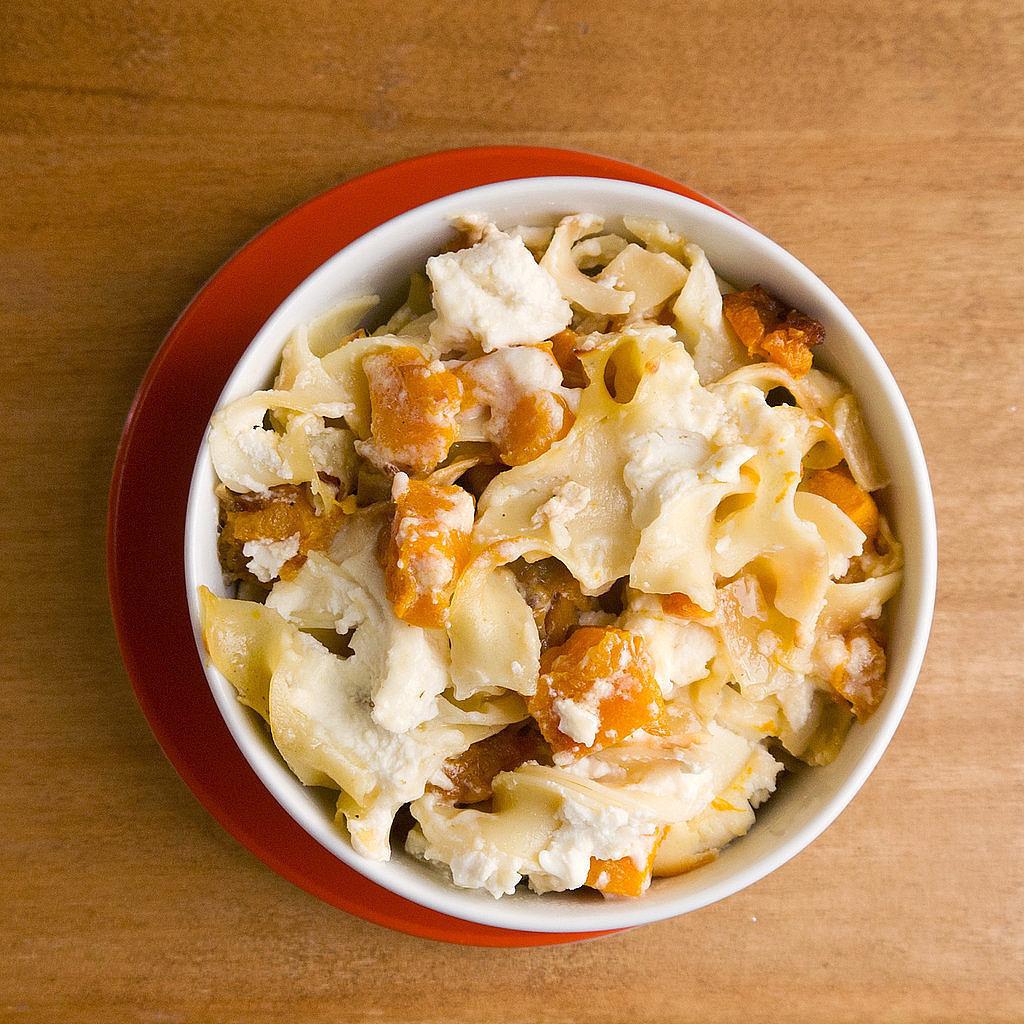 Butternut Squash Pasta Casserole