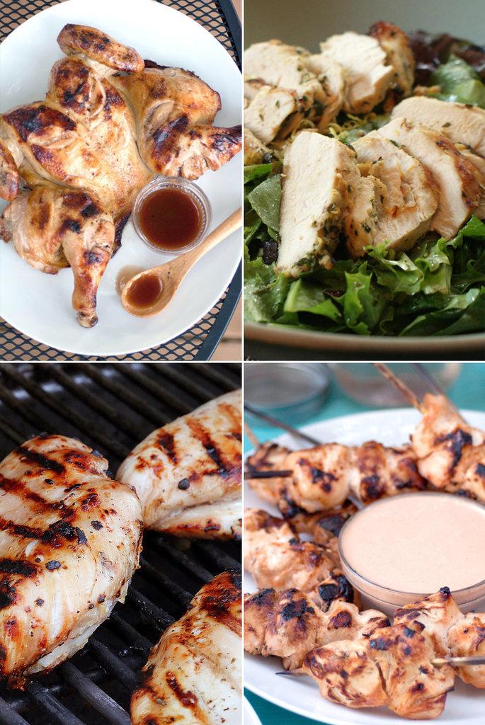 Grilled Chicken Recipes | POPSUGAR Food