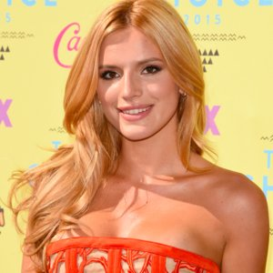 Bella Thorne Dress at the Teen Choice Awards 2015