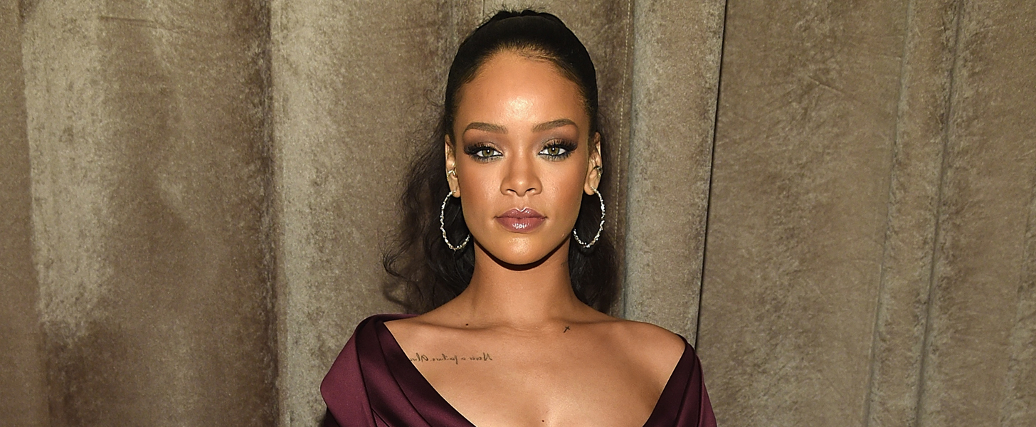Find Out the Meaning Behind Rihanna's New Tattoo