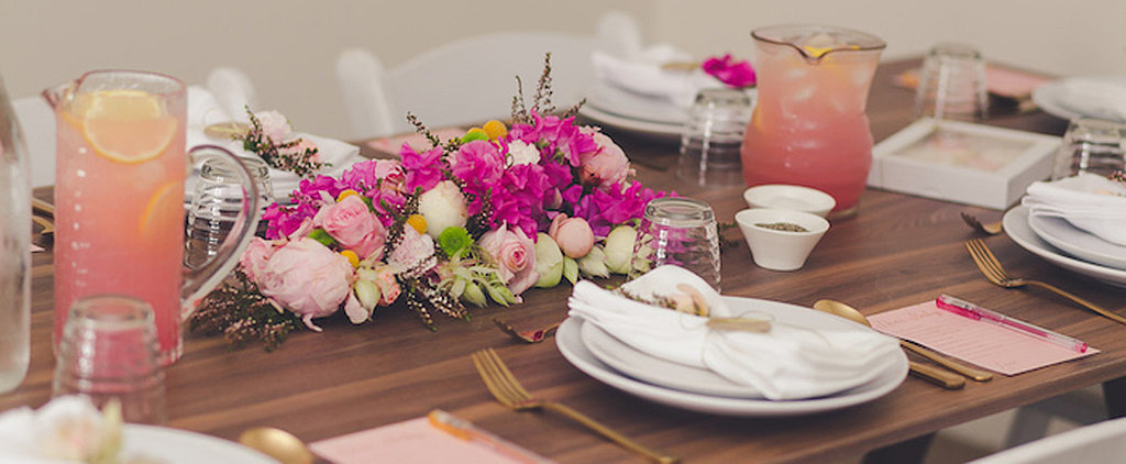 How to Throw an Elegant and Sophisticated Floral Baby Shower