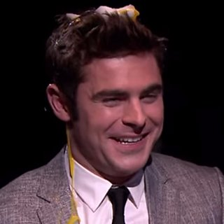 Here's Proof That Zac Efron Can Still Look Hot With a Smashed Egg on His Head