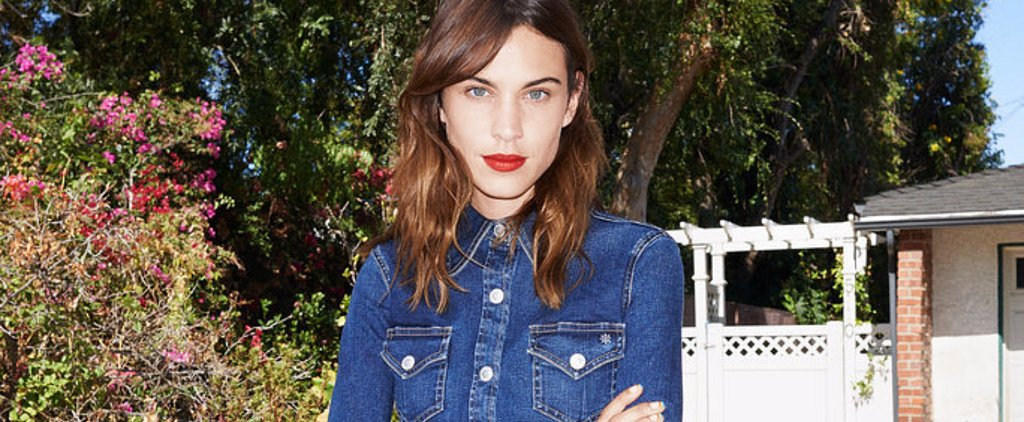 How to Pull Off Fall's Fashion-Girl Denim Trend IRL