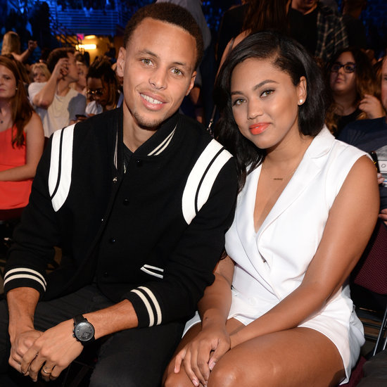 Steph Curry Does Date Night With His Gorgeous Wife