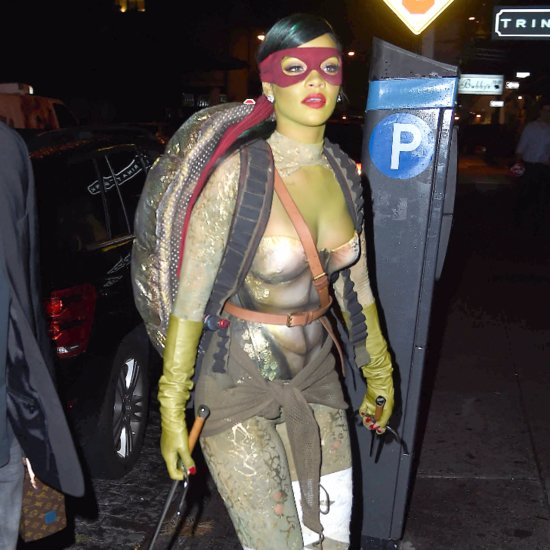 Celebrity Halloween Costumes | Pictures