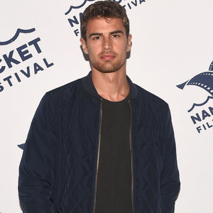 Hot Theo James Pictures