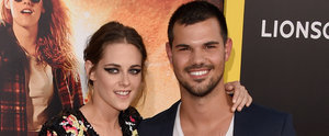 Kristen Stewart and Taylor Lautner Have a Super-Cute Reunion on the Red Carpet