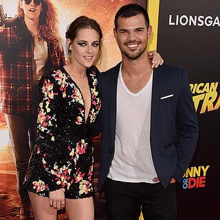 Kristen Stewart et Taylor Lautner Tapis Rouge