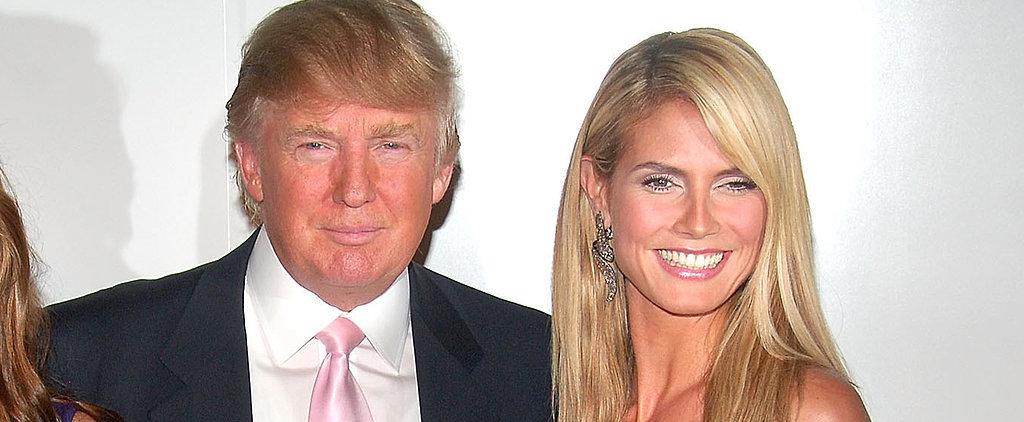 Heidi Klum's Video Response to Donald Trump Will Make You Crack Up
