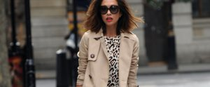 Myleene Klass Isn't Letting the Colder Weather Affect Her Street Style