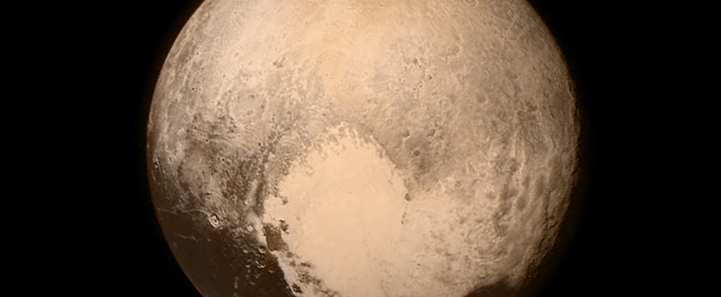 The Most Spectacular GIF and Video of Pluto Ever Taken