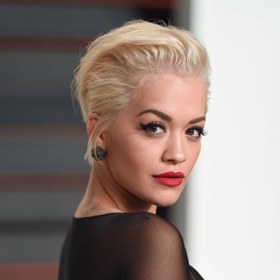Rita Ora Best Hair and Makeup Looks