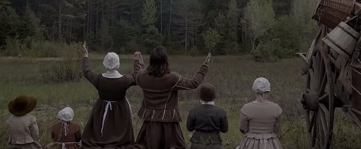 The Trailer For Sundance Hit The Witch Is Here to Haunt You