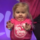 Watch This Fierce Little Girl Totally Own at the International Zumba Convention