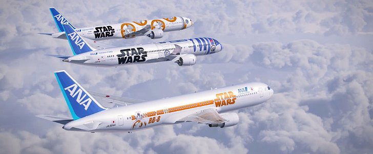 POPSUGAR Shout Out: Soar in Star Wars Planes